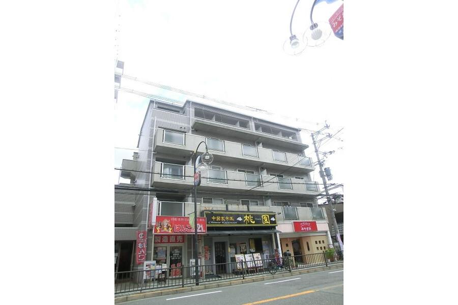 1R Apartment to Rent in Hirakata-shi Exterior
