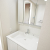 2LDK Apartment to Rent in Kawasaki-shi Tama-ku Washroom
