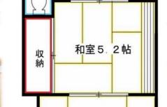 三鹰市牟礼-2K公寓