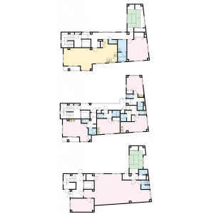 Whole Building {building type} in Numabukuro - Nakano-ku Floorplan