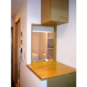 1K Apartment in Sonezakishinchi - Osaka-shi Kita-ku Floorplan