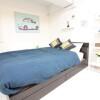 2LDK Apartment to Rent in Edogawa-ku Bedroom