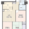 3LDK Apartment to Buy in Saitama-shi Iwatsuki-ku Floorplan