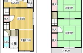 松原市 田井城 3LDK {building type}
