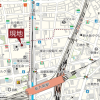 3LDK Apartment to Buy in Osaka-shi Yodogawa-ku Access Map