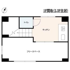 Whole Building {building type} in Komazawa - Setagaya-ku Floorplan
