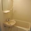 1K Apartment to Rent in Kokubunji-shi Bathroom