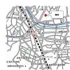 在澀谷區內租賃4SLDK 公寓大廈 的房產 Access Map