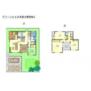 4LDK House in Wakahagi - Inzai-shi Floorplan