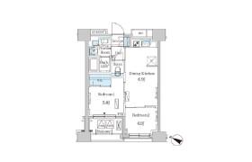 2DK Apartment in Nihombashihamacho - Chuo-ku