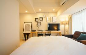 港区 - 六本木 大厦式公寓 1K