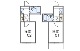 1K Apartment in Fujimidai - Nerima-ku
