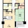 3LDK Apartment to Buy in Ome-shi Floorplan