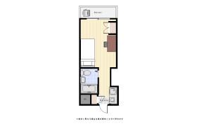 世田谷區南烏山-1R公寓大廈