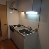 1SDK Apartment to Rent in Meguro-ku Kitchen