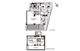 5LDK Apartment in Yoyogikamizonocho - Shibuya-ku