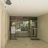 1R マンション 新宿区 玄関