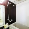 1DK Apartment to Rent in Nakano-ku Bathroom