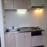 2DK Apartment to Rent in Kawasaki-shi Miyamae-ku Kitchen