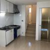 在目黒区内租赁1LDK 公寓大厦 的 起居室