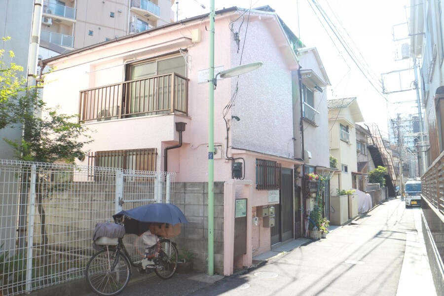 2LDK House to Rent in Shinagawa-ku Exterior