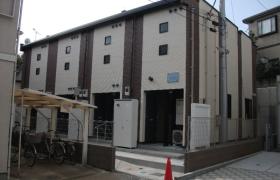新宿区 早稲田南町 1K アパート