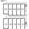 1K Apartment to Rent in Odawara-shi Layout Drawing