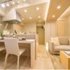 在中央區購買1R 公寓大廈的房產 起居室