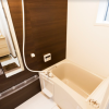 1LDK Apartment to Rent in Nakano-ku Bathroom