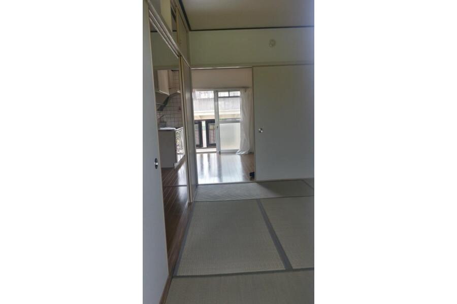 2DK アパート 足立区 内装