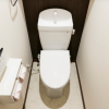 1LDK Apartment to Rent in Nakano-ku Toilet