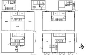 文京区湯島-楼房(整栋){building type}