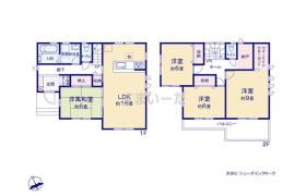 鴻巣市ひばり野-4SLDK{building type}