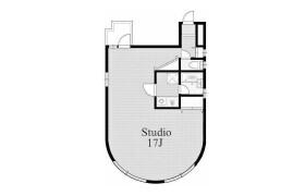 1R Apartment in Higashiazabu - Minato-ku