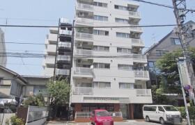 新宿区 矢来町 2DK {building type}