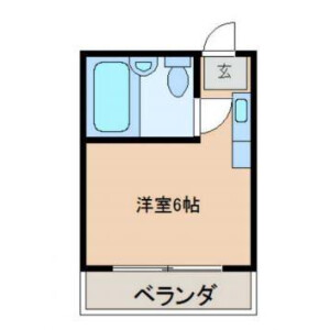 1R Mansion in Kowakae - Higashiosaka-shi Floorplan