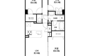 3LDK Apartment in Hommachi - Shibuya-ku