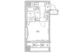 1K Mansion in Hamamatsucho - Yokohama-shi Nishi-ku