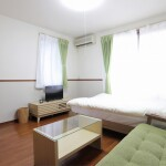 1K 简易式公寓