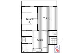 2K Apartment in Shinkoiwa - Katsushika-ku