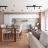 2LDK Apartment to Buy in Chuo-ku Living Room