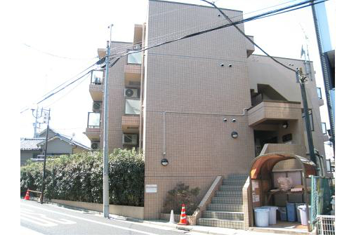 1R Apartment to Rent in Shinjuku-ku Exterior
