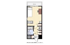 足立區千住龍田町-1R公寓大廈