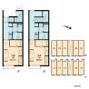 1K Apartment to Rent in Kitakyushu-shi Kokurakita-ku Floorplan