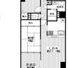 3SLDK Apartment to Buy in Kyoto-shi Kamigyo-ku Floorplan