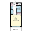1R Apartment to Buy in Nakano-ku Floorplan