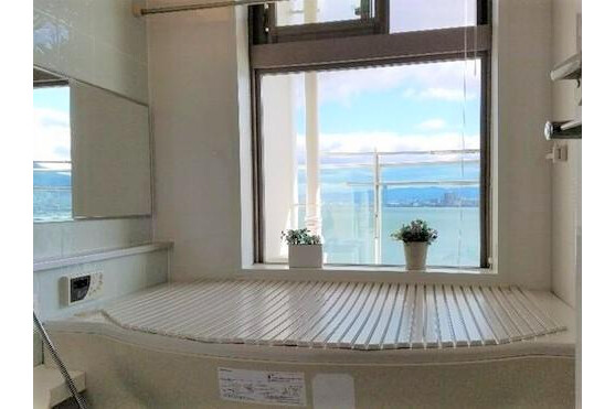 2LDK Apartment to Buy in Otsu-shi Bathroom