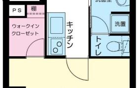1K Mansion in Ichigayayakuojimachi - Shinjuku-ku
