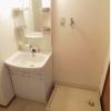 2DK Apartment to Rent in Katsushika-ku Washroom