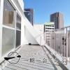 在目黒区购买1LDK 公寓大厦的 阳台/走廊